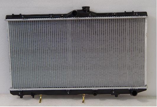 Фото радиатор охлаждения toyota corolla
